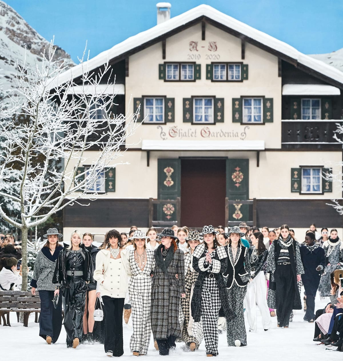 Chanel collection Prêt-à-Porter fall winter 2019-2020