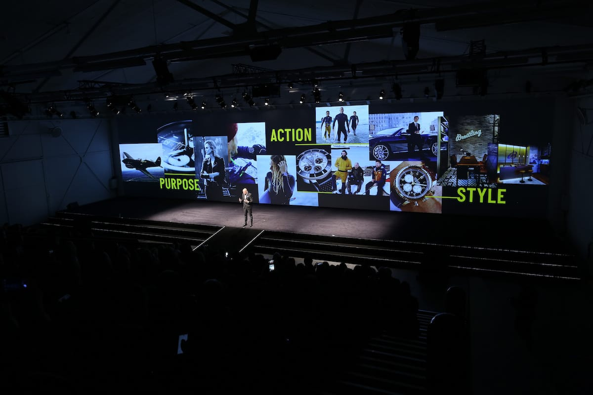 BREITLING IN BASEL: UNIQUE SUMMIT WITH A PERFORMANCE BY BREITLING SQUAD