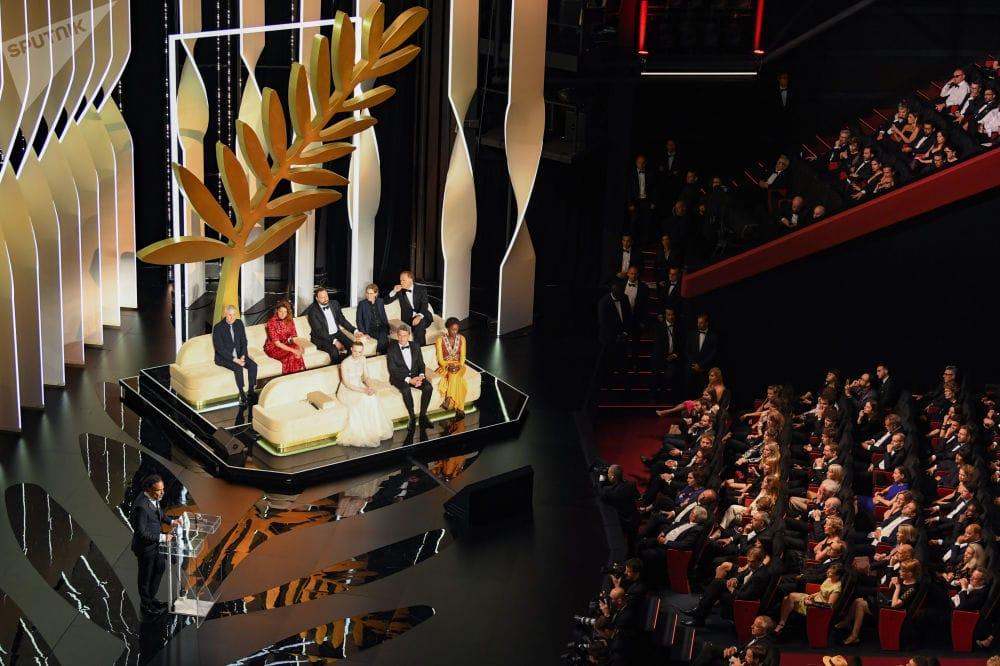 Закрытие 72-го Каннского кинофестиваля