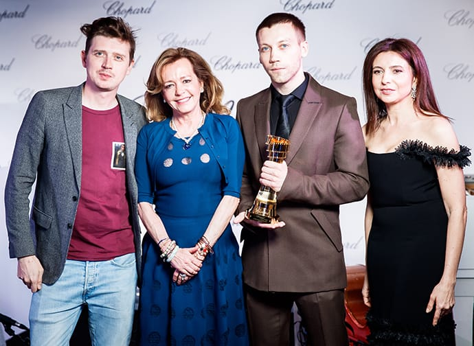 Chopard Talent Award 2019