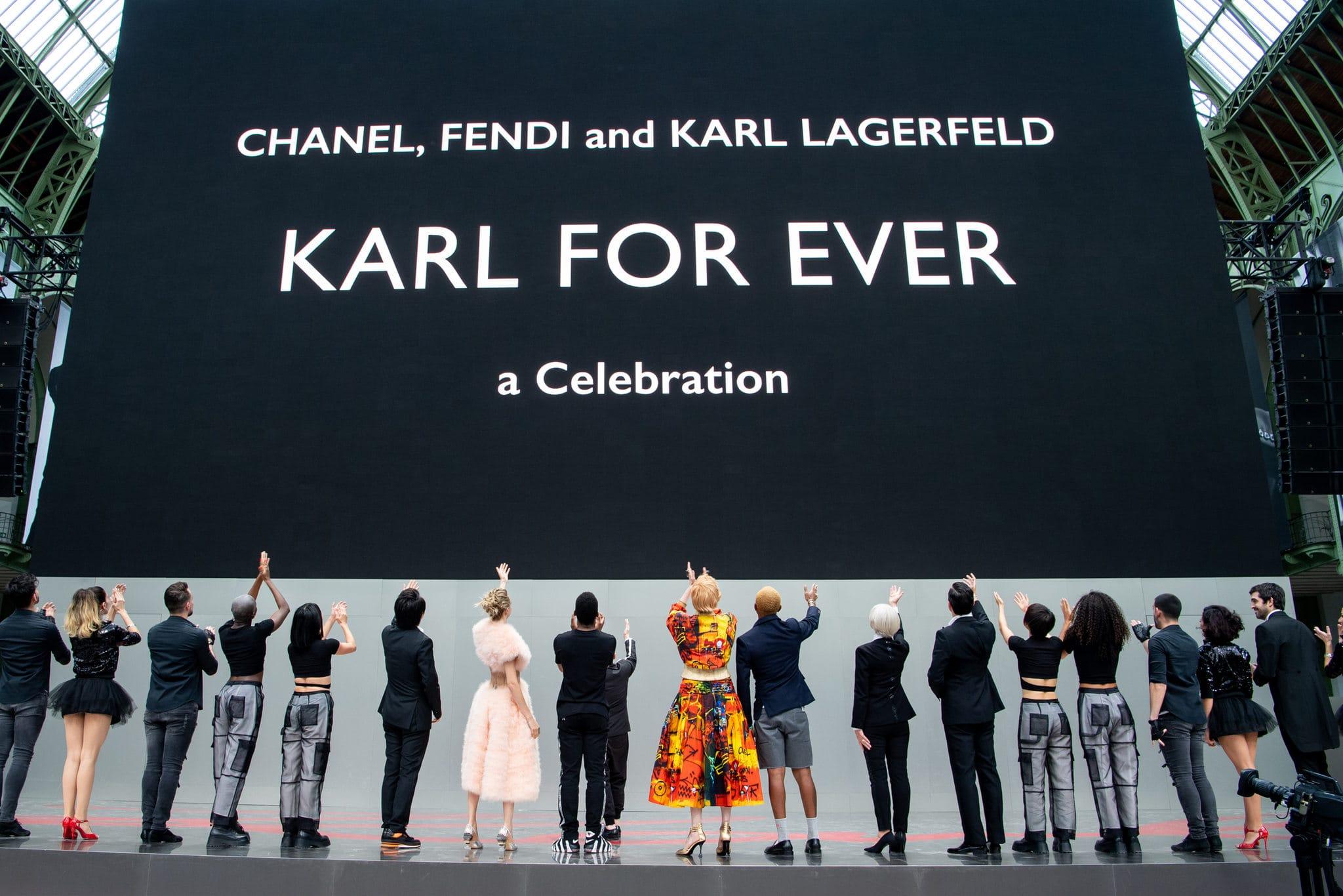 Karl For Ever: Paris hosts Karl Lagerfeld memorial