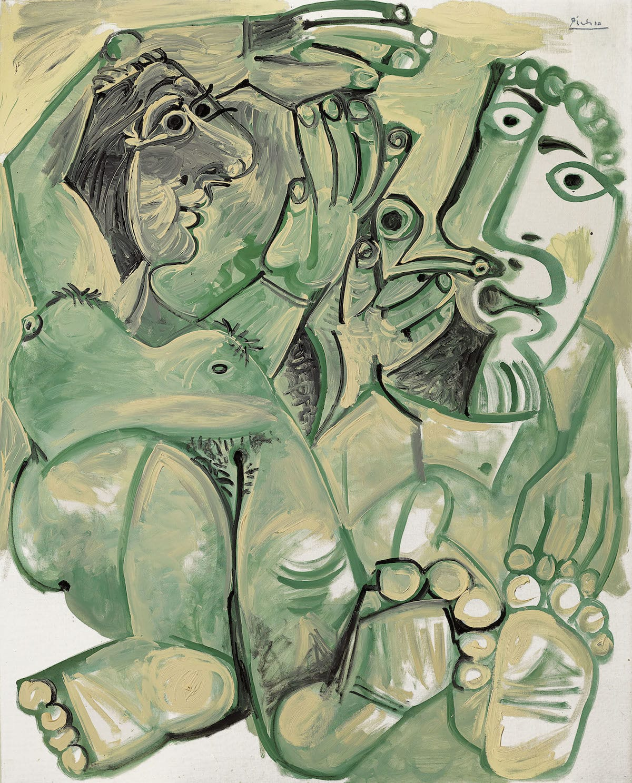Пабло Пикассо продали за 12,5 млн фунтов