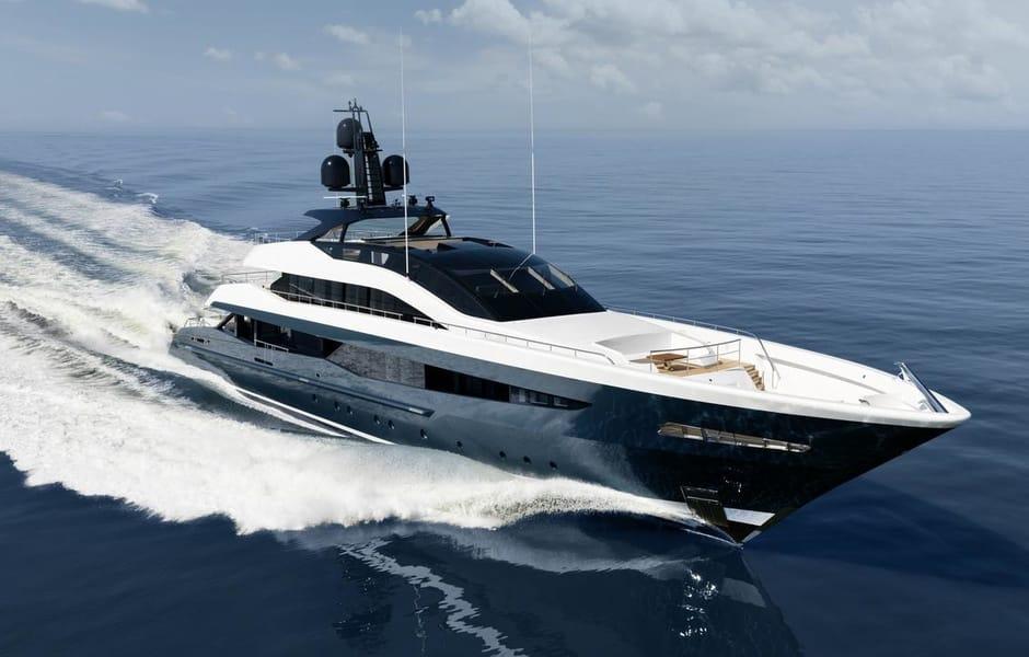 Супер-яхта Heesen 51m – Irisha