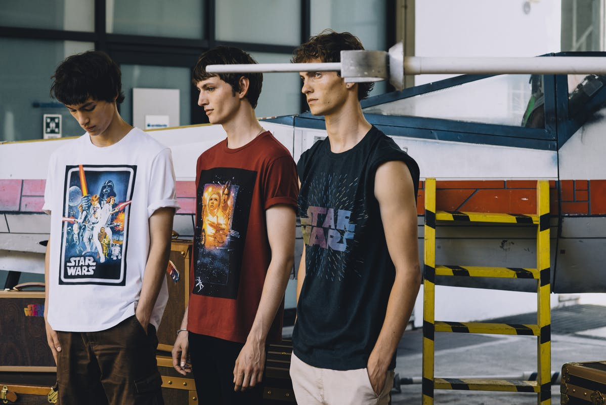 Etro x Star Wars: Sci-fi chic of the new collection