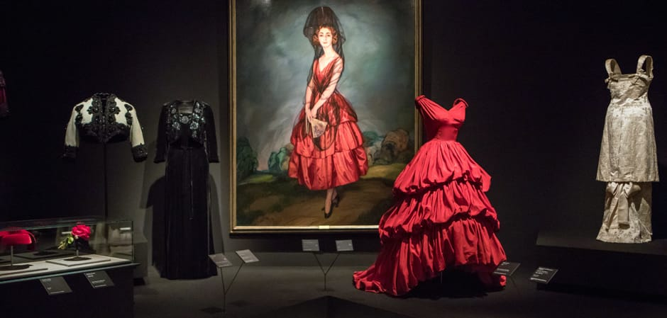 Balenciaga joins Spain's classical art at Thyssen-Bornemisza museum in Madrid