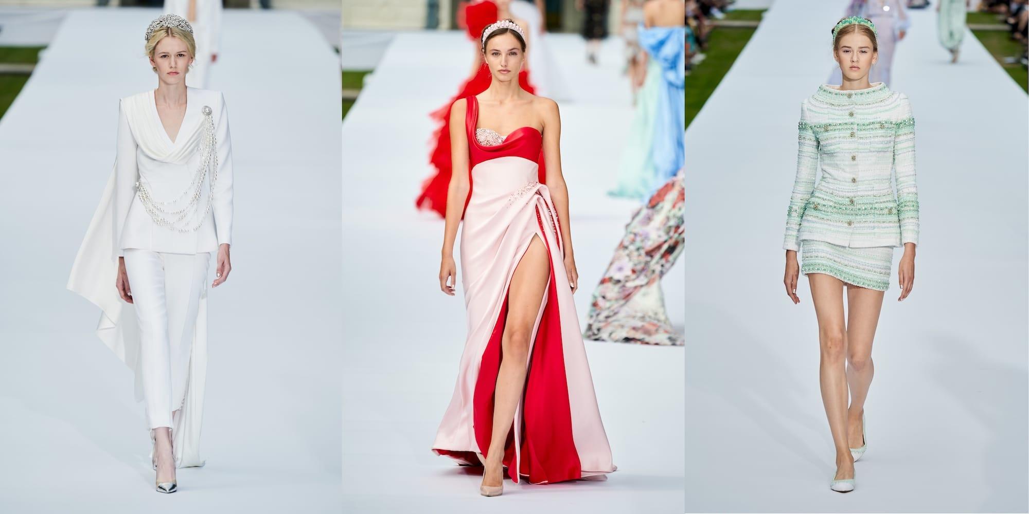 Новая эпоха джаза: коллекция haute couture Ralph & Russo