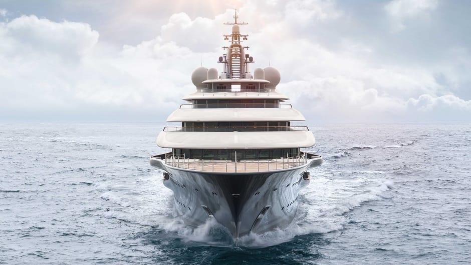 Супер-яхта FLYING FOX – новый уровень роскоши чартерных путешествий