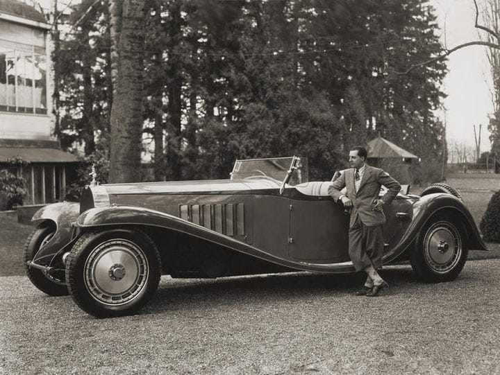 110 лет Bugatti