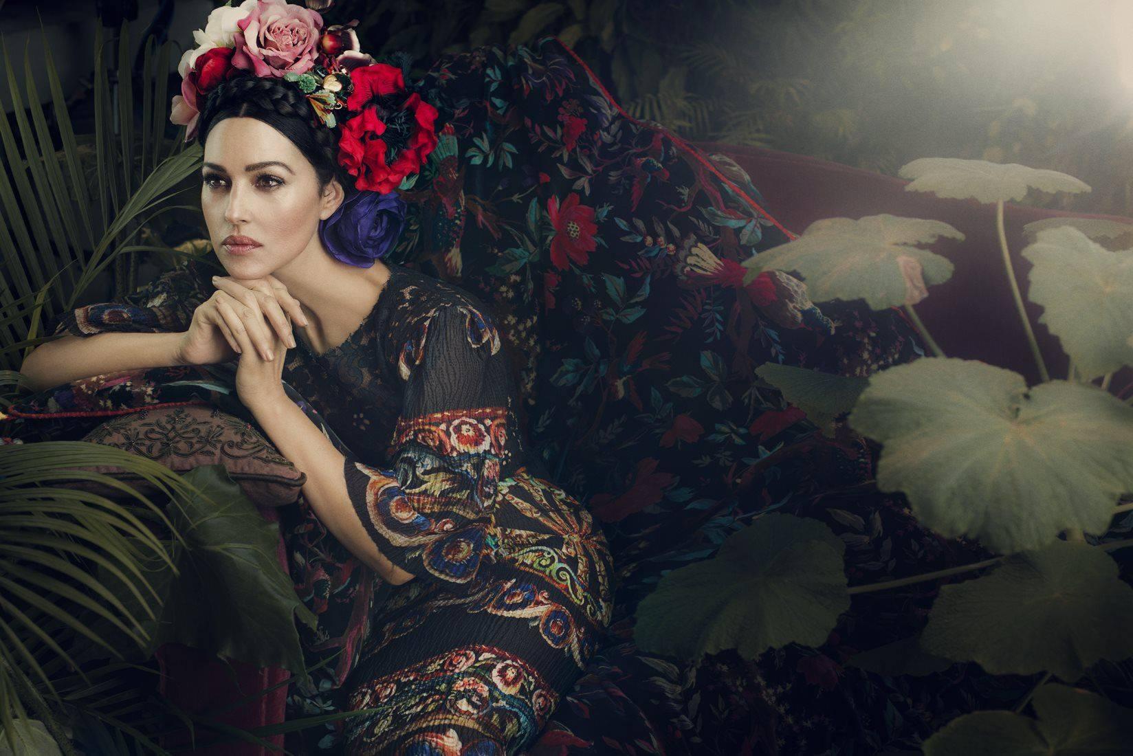 Моника Беллуччи: безупречный стиль на все времена