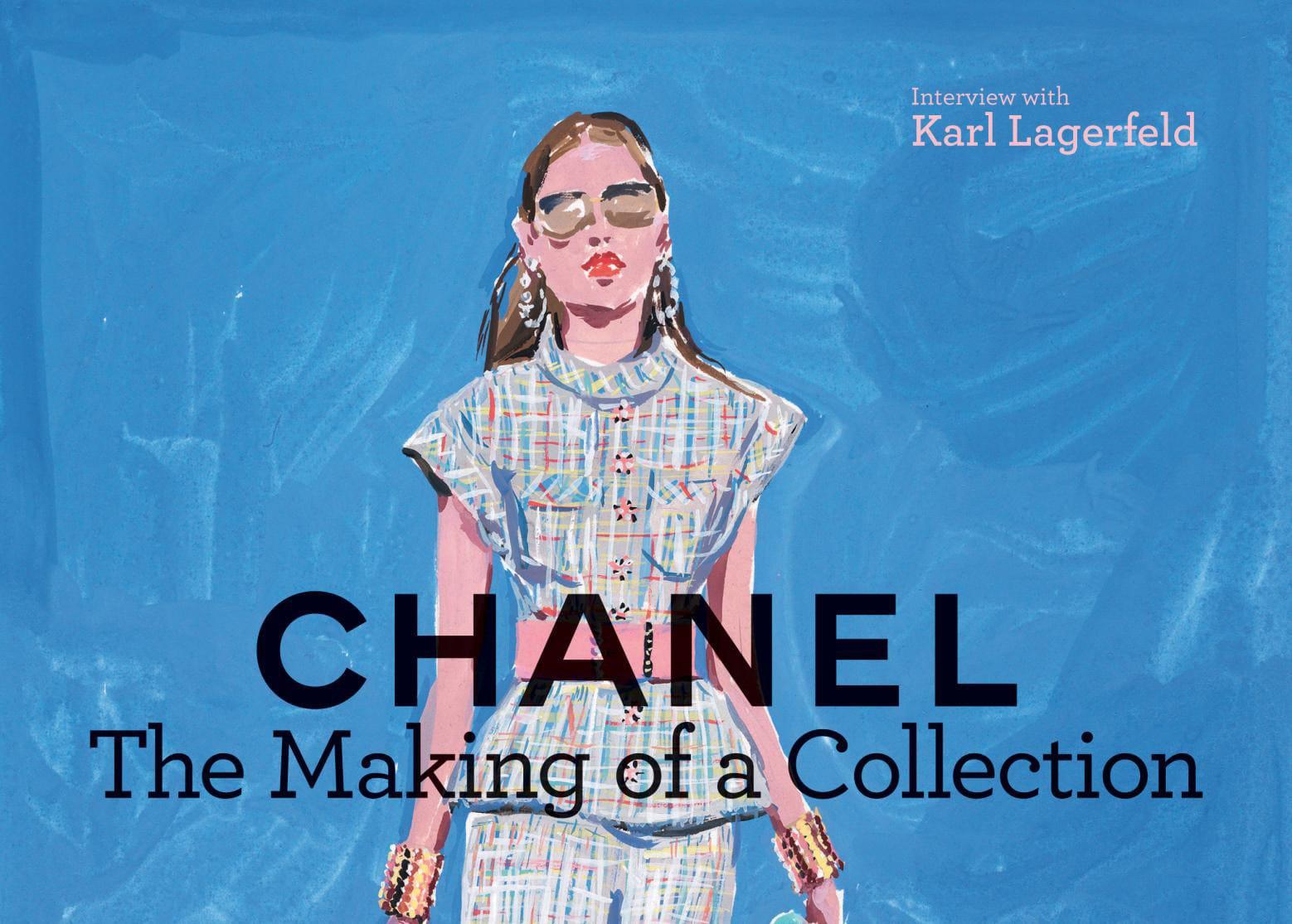 Chanel выпустит книгу о секретах своего ателье