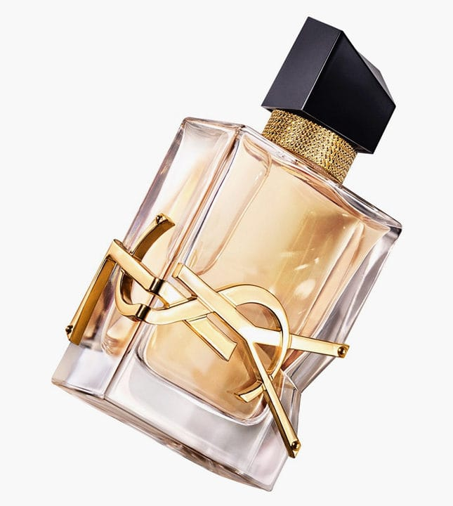 The new fragrance by YSL declares liberty