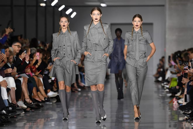 Shaken, not stirred: Max Mara 2020 spring collection