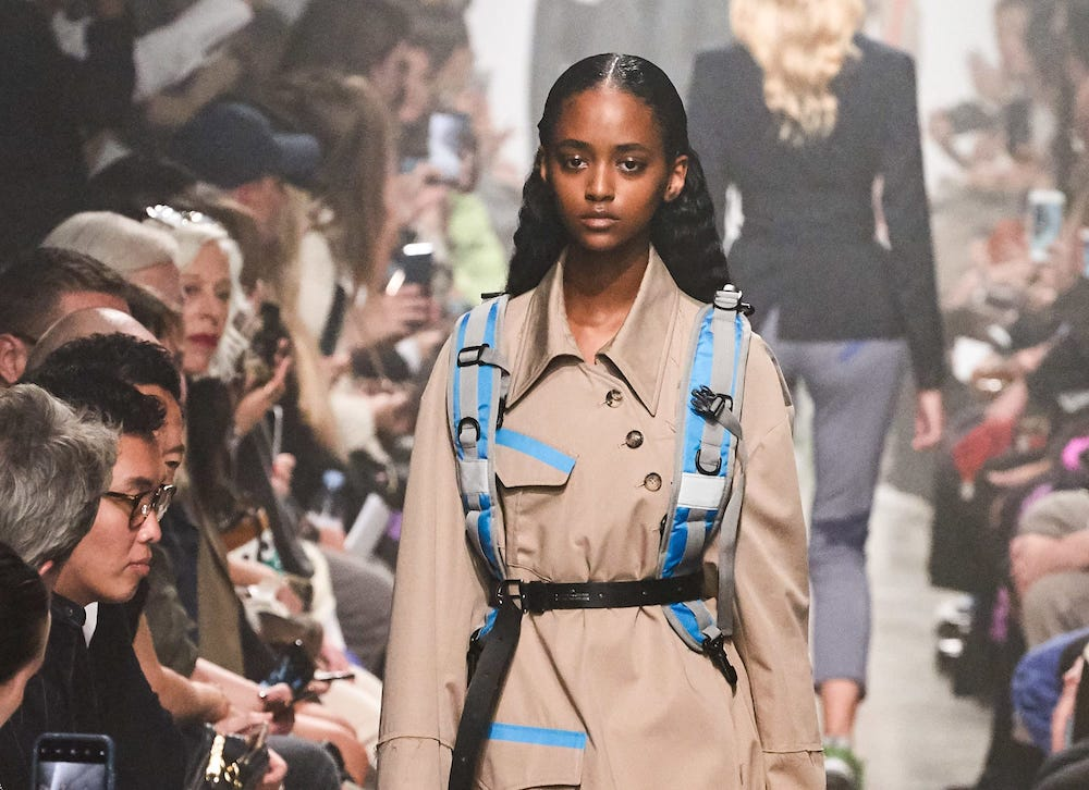 Начало Недели моды в Париже: коллекция Rokh весна 2020