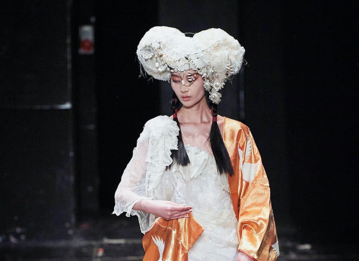 Театр кабуки на подиуме:коллекция Antonio Marras весна 2020