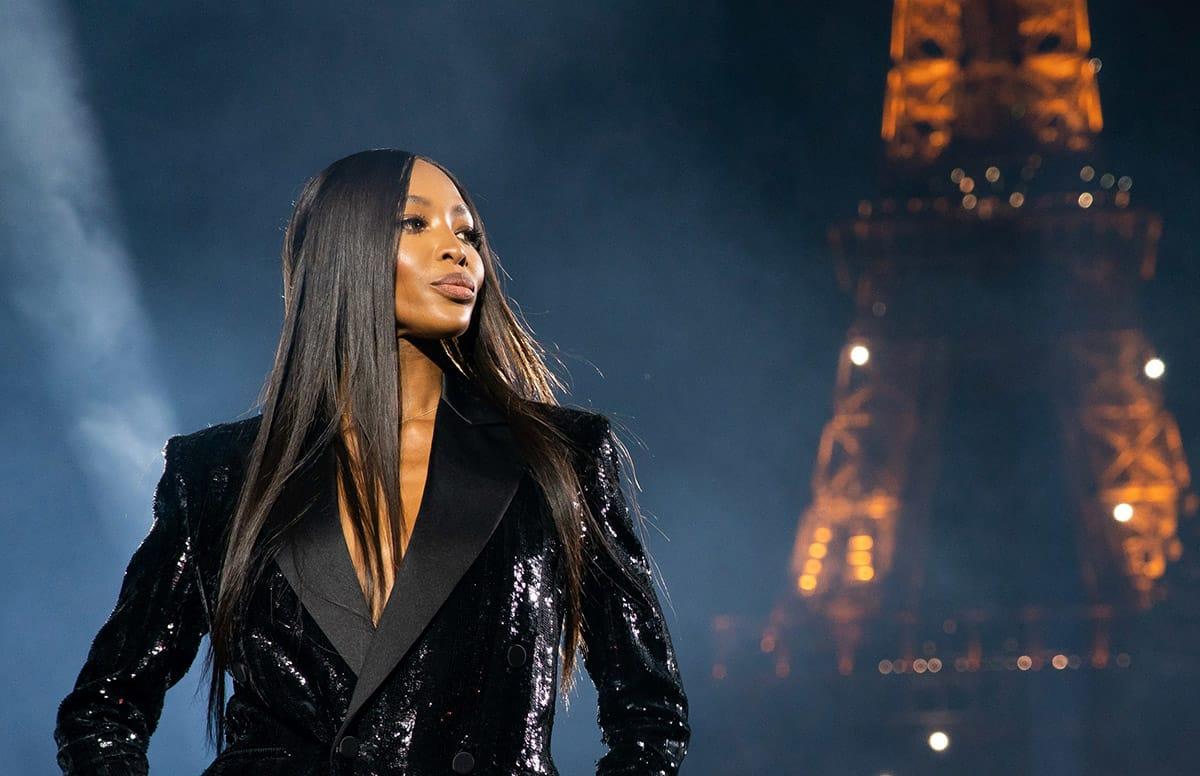 Вечный Сен-Лоран: коллекция Saint Laurent весна-лето 2020