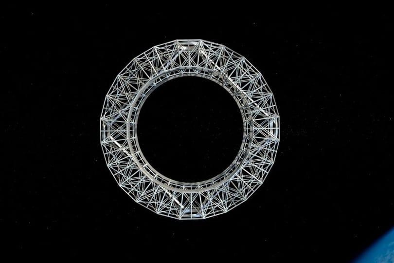Будущее сегодня: Gateway представил проект первого отеля в космосе