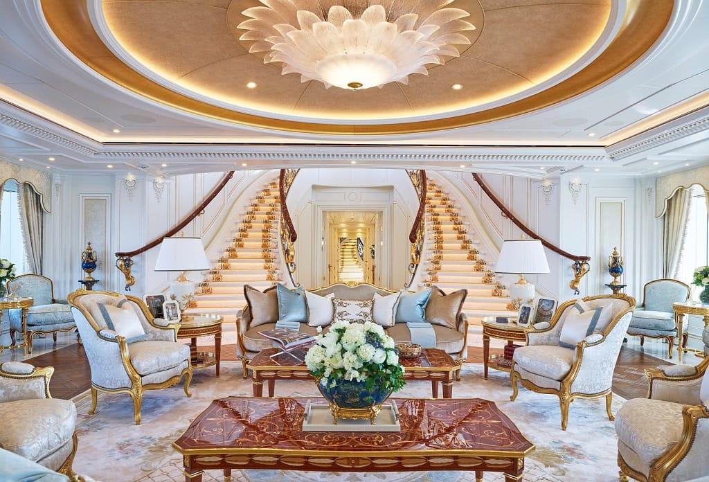 111-метровая TIS стала самой большой яхтой в истории Monaco Yacht Show