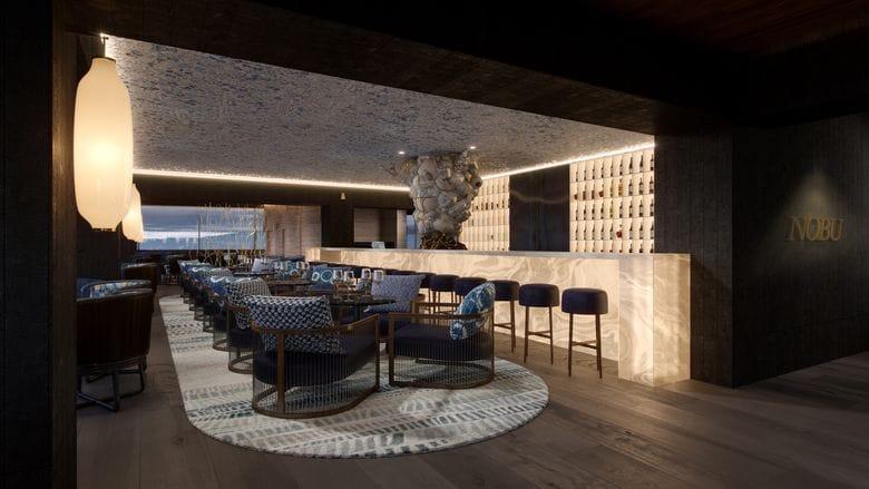 отель Nobu Hotel Barcelona