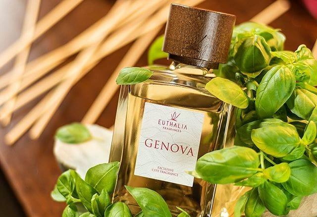 У Генуи появился официальный парфюм