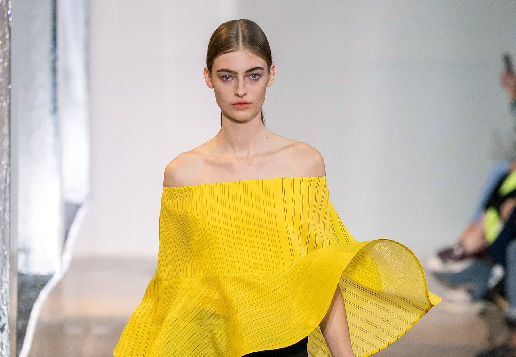 Коллекция Nina Ricci весна 2020