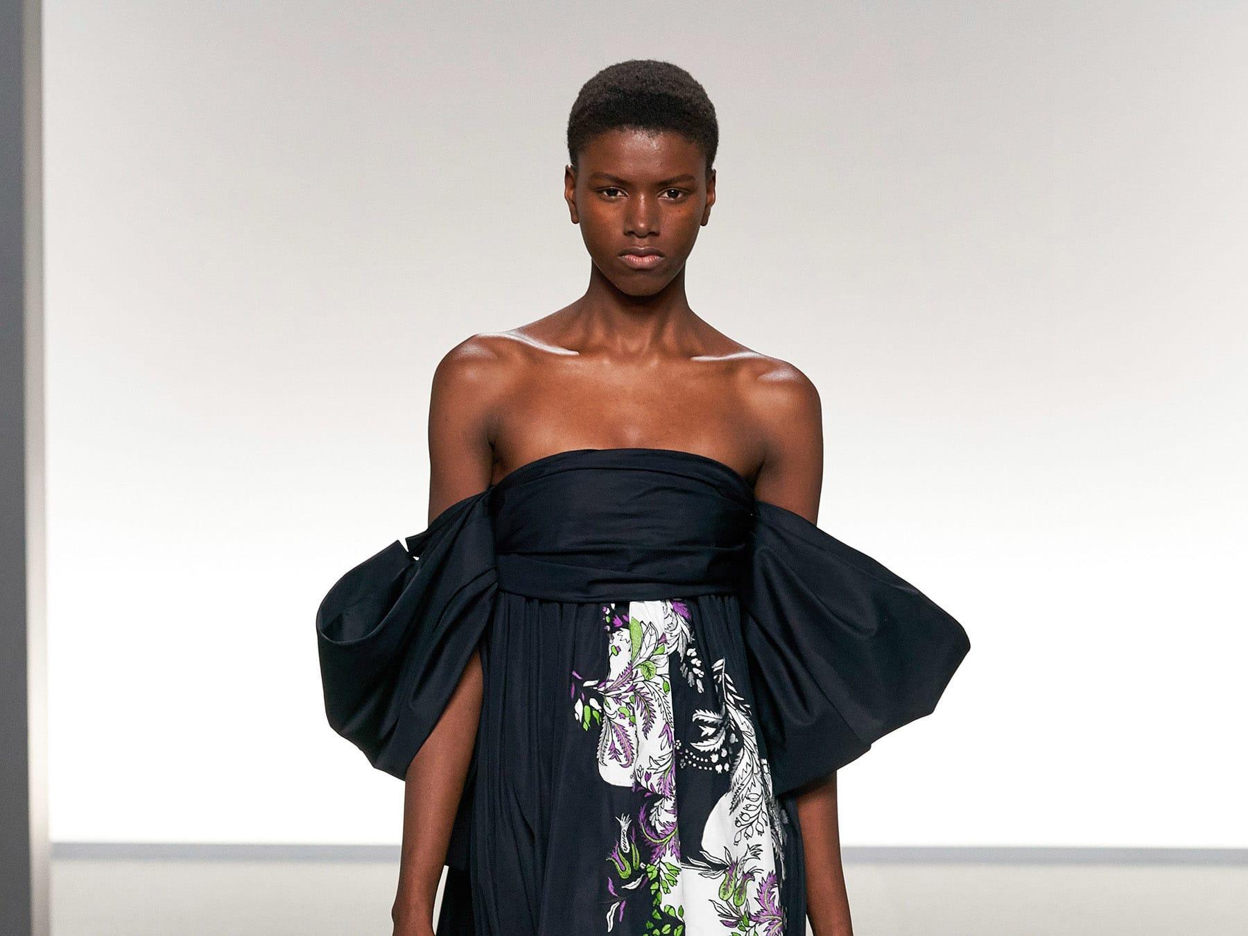 """NY Paris 1993"" коллекция Givenchy весна 2020"