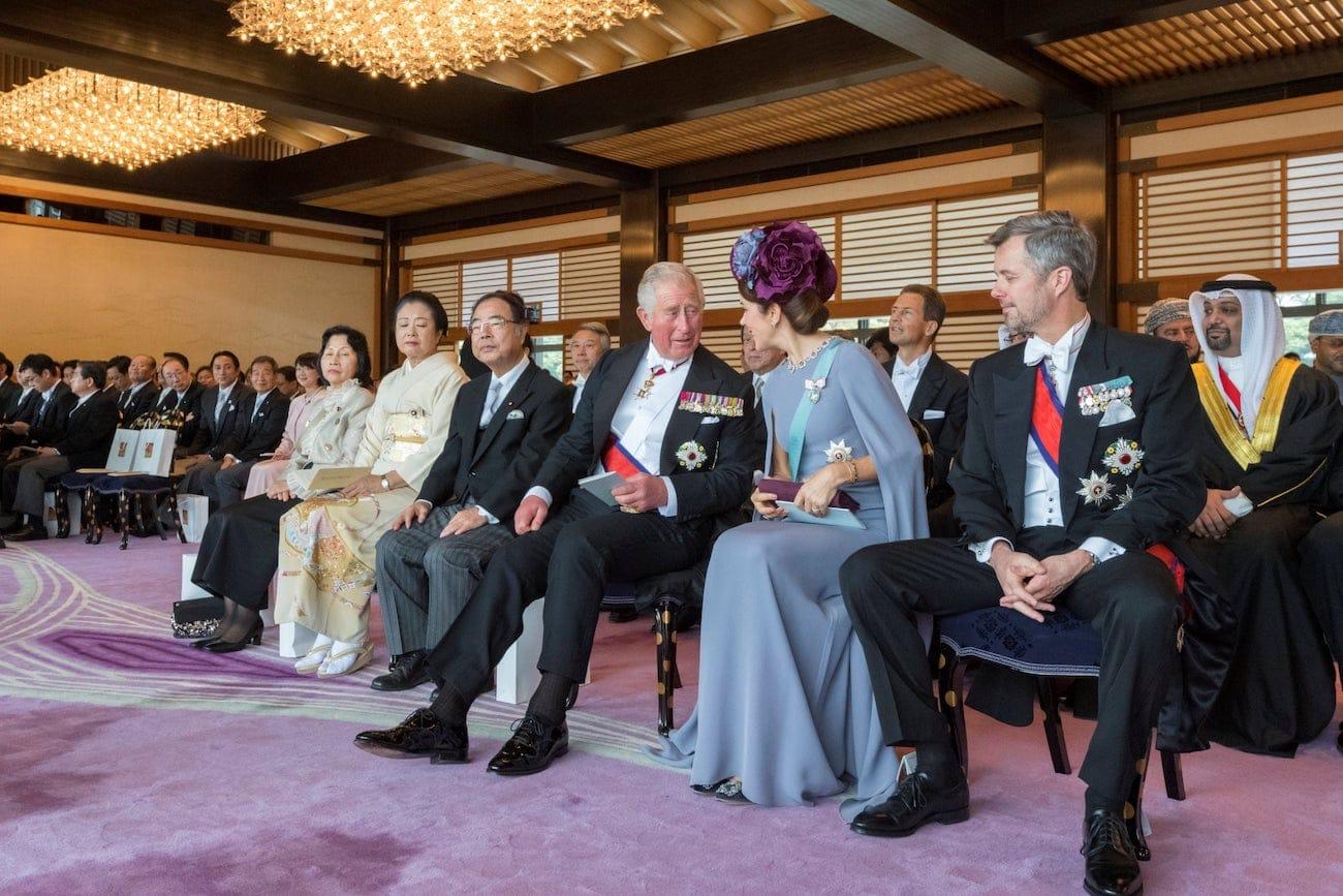 В Японии на престол взошел новый император Нарухито