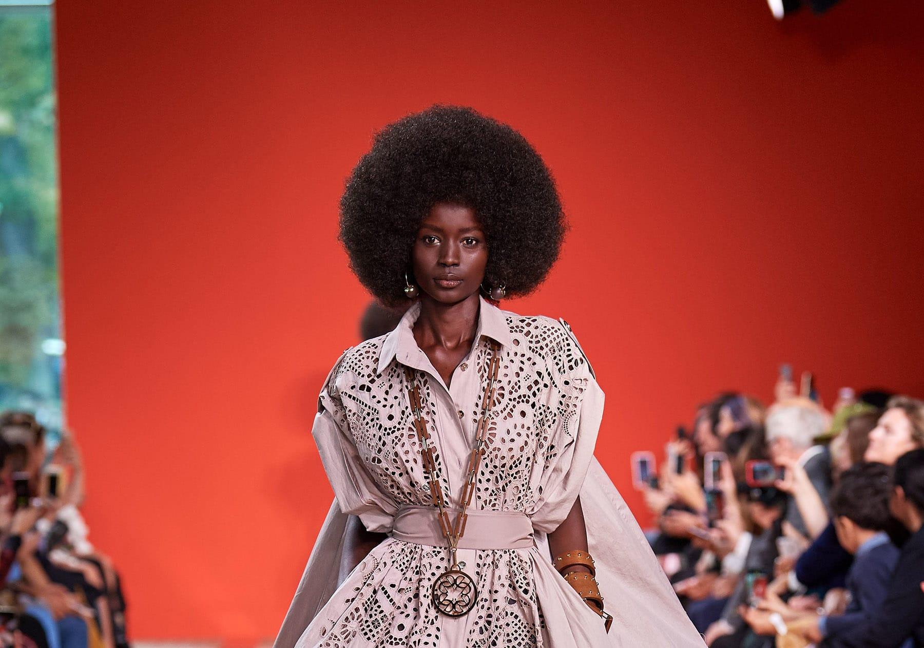 Великие саванны Африки: Коллекция Elie Saab весна 2020
