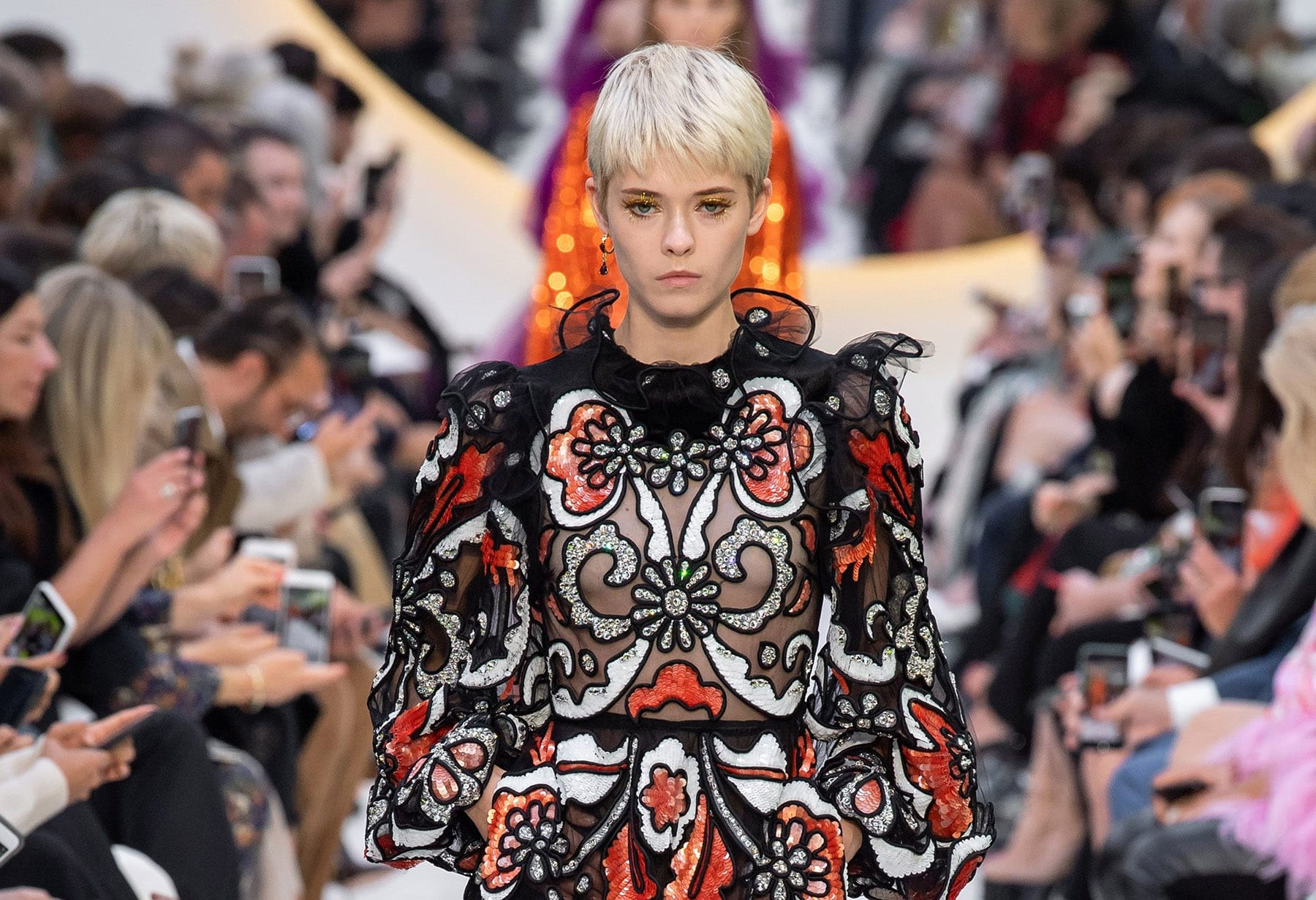 Spring at Valentino's: Valentino spring 2020 collection