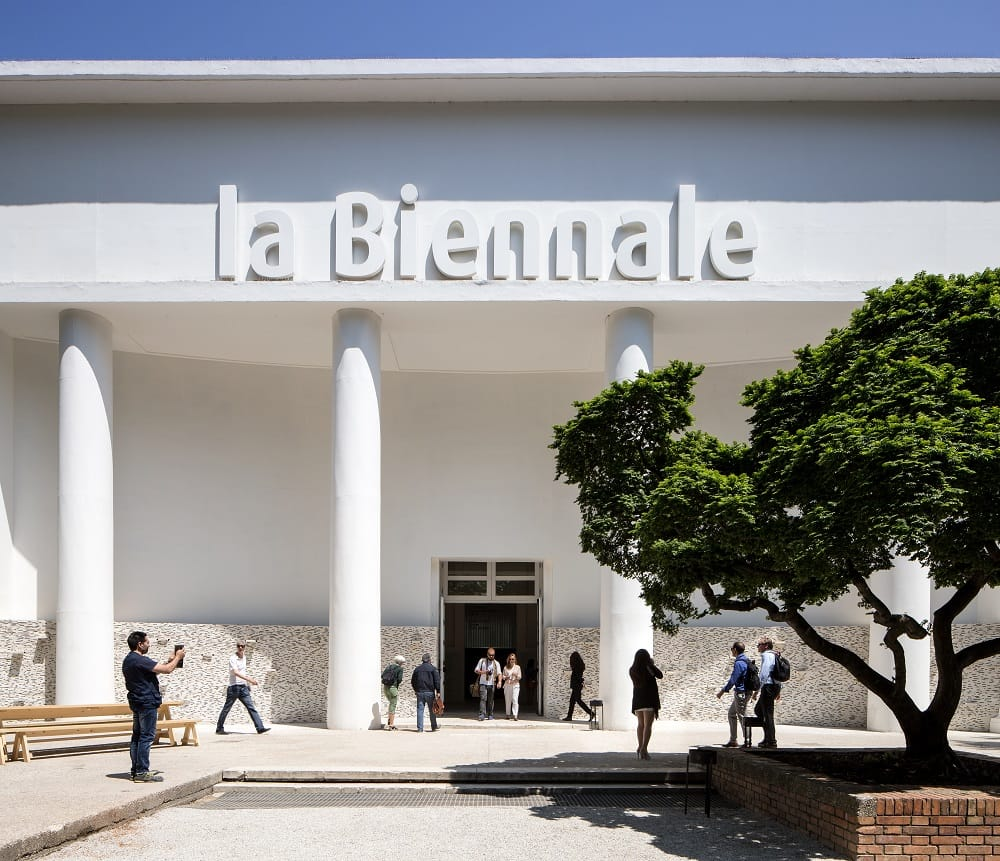 THE ART BIENNIAL OF VENICE AND HEAT, AN EXHIBITION NOT TO BE MISSED
