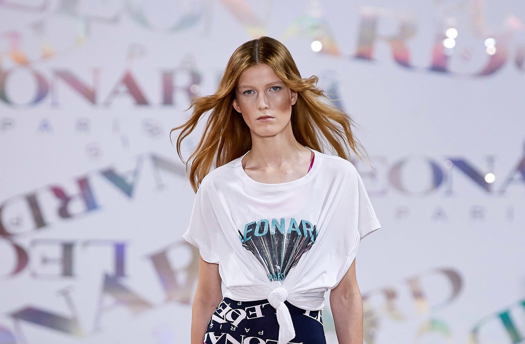Коллекция Leonard Paris весна 2020