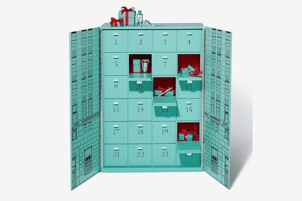 Tiffany & Co представил ювелирный адвент-календарь