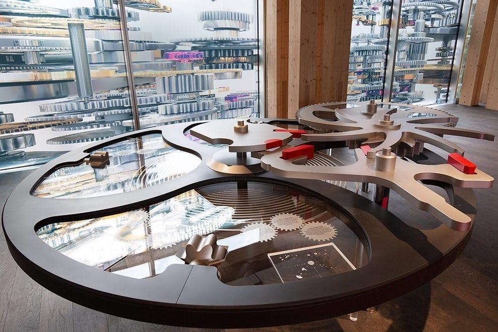 Omega открывает собственный музей La Cité du Temps