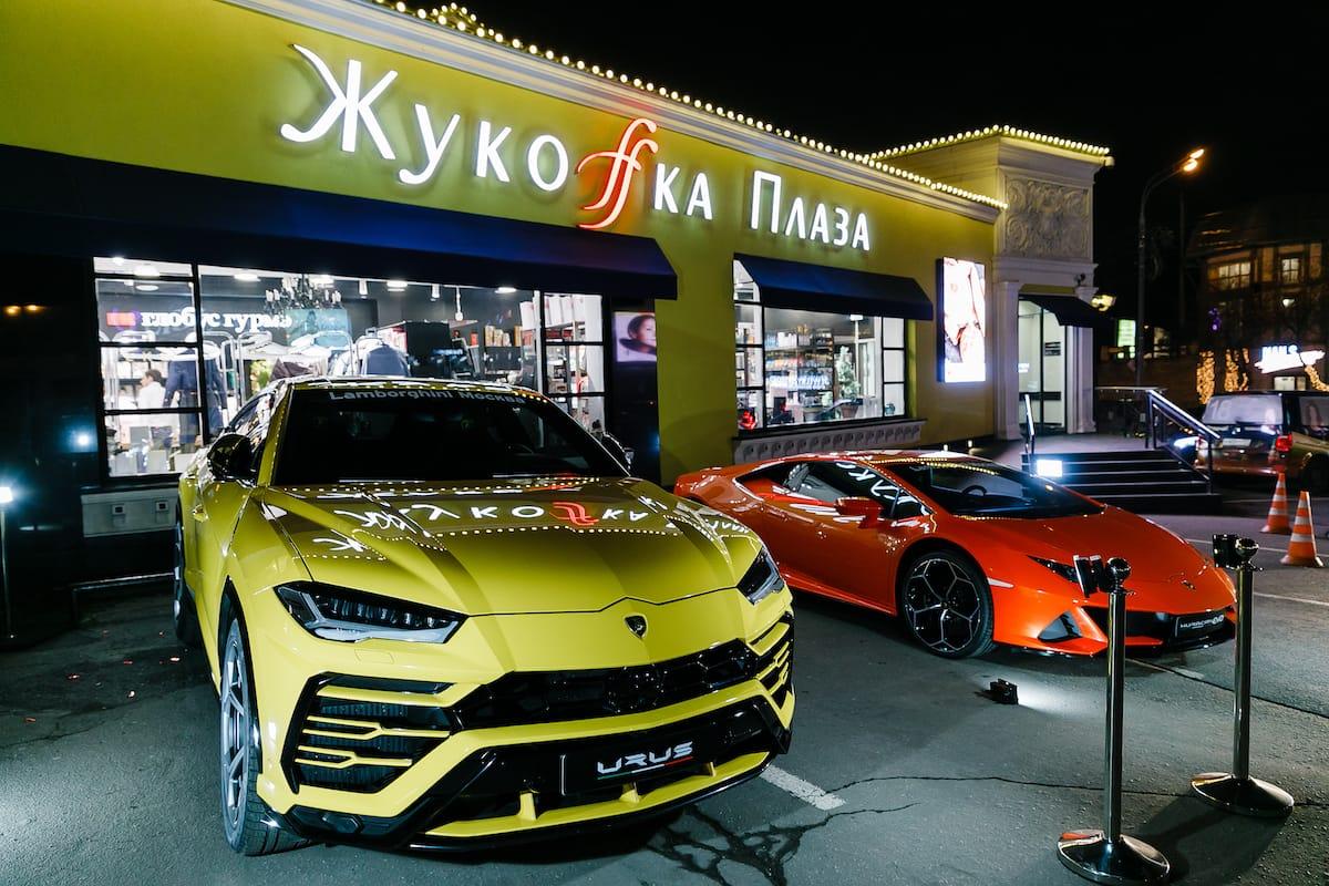 Новогодний вечер «Gold&Silver» в Жукоffка Плаза