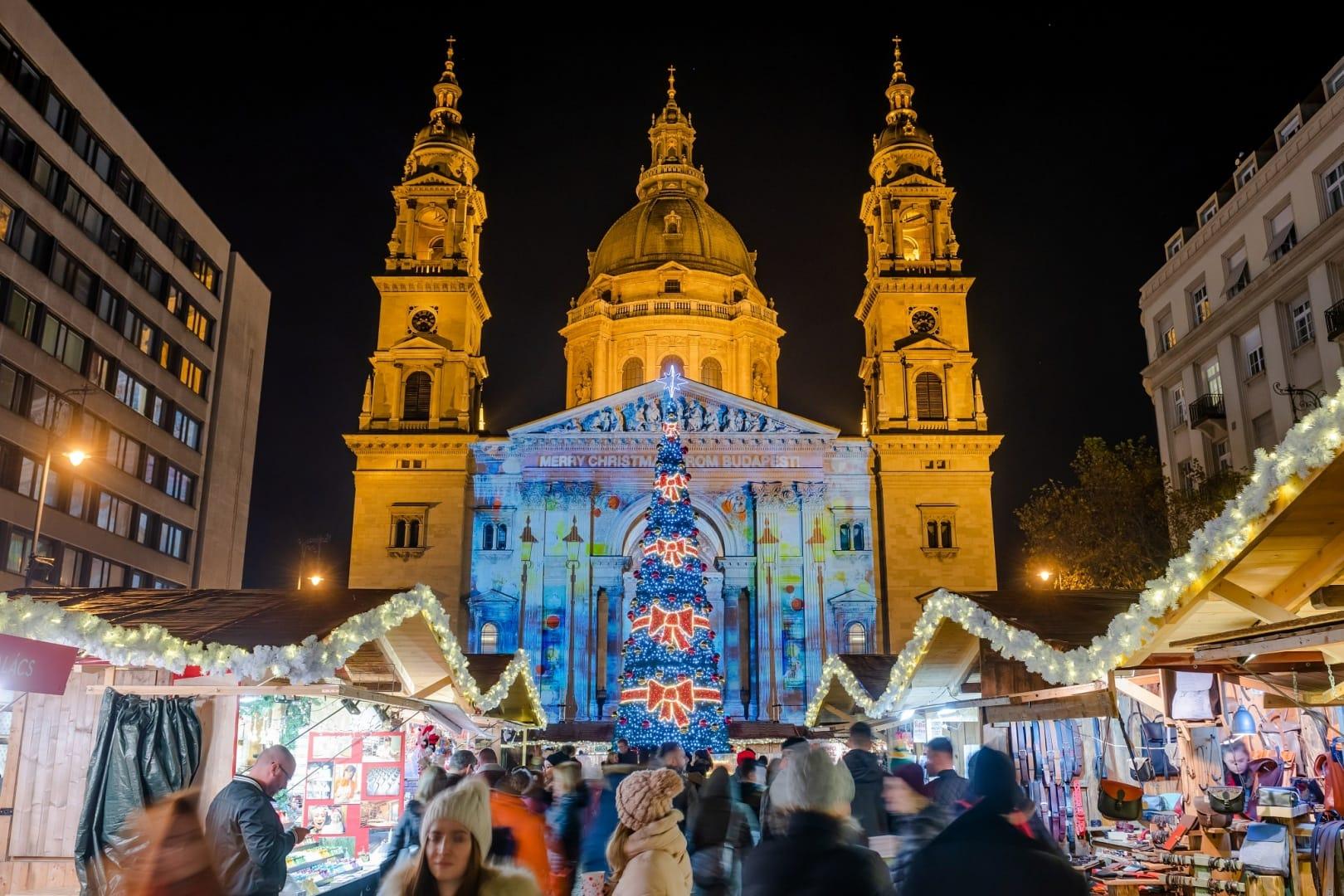 Лучшие рождественские ярмарки Европы 2019-2020