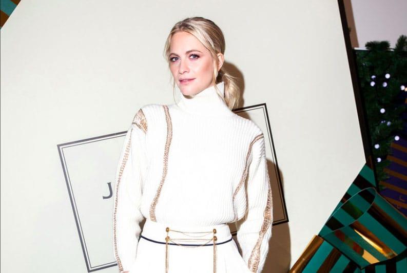 Рождественский бранч от модели Поппи Делевинь и парфюмерного бренда Jo Malone London