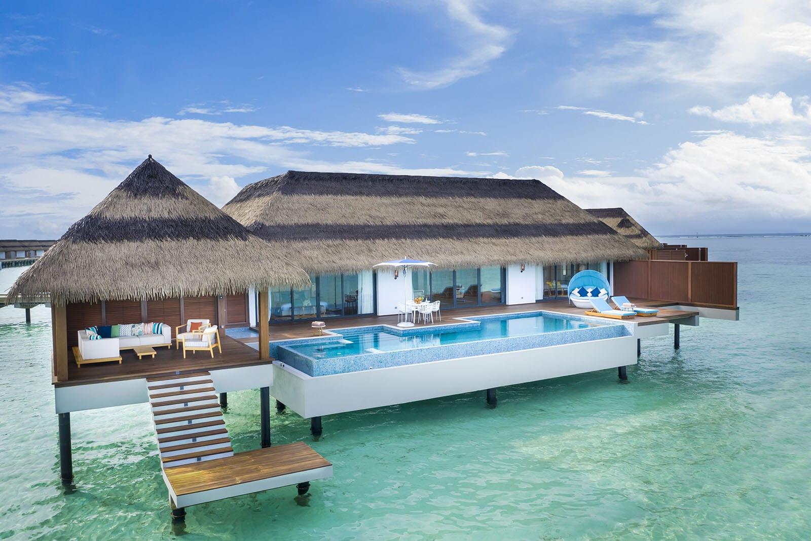 Открытие отеля Pullman Maldives Maamutaa Resort с одной из самых щедрых программ «All Inclusive»