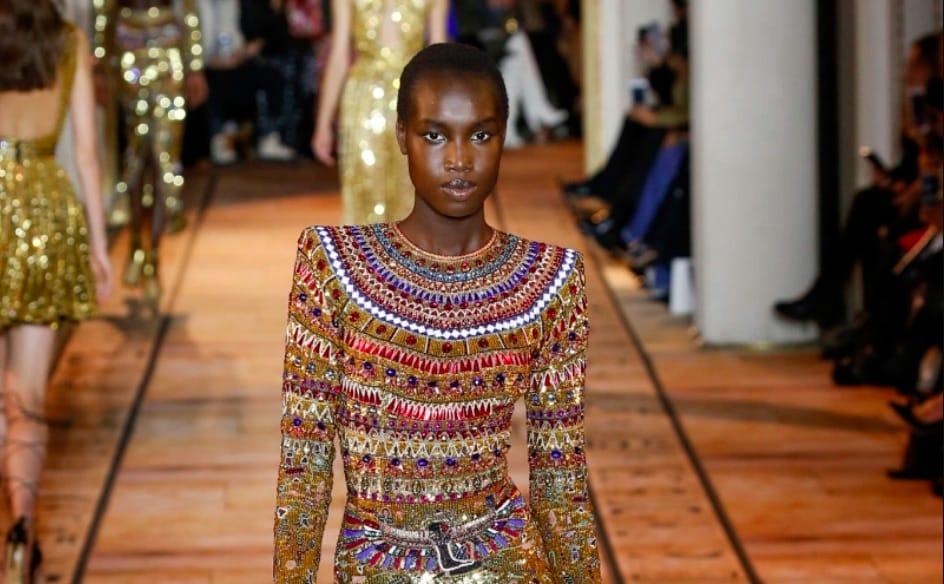 Zuhair Murad обращается к Древнему Египту в своей коллекции Haute Couture 2020