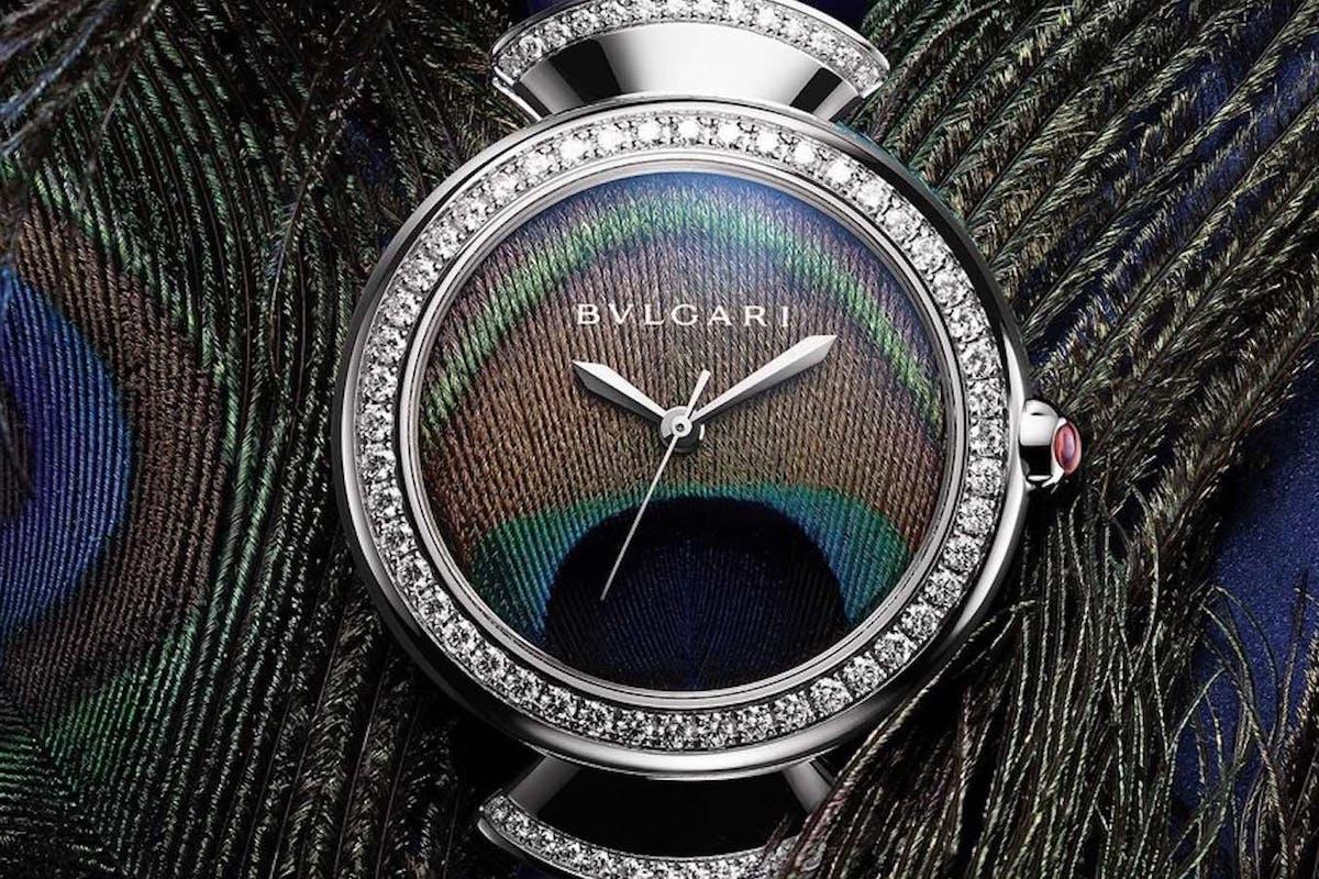 Элегантный подарок от Bvlgari на День святого Валентина