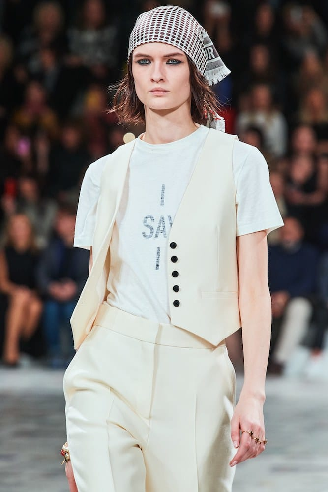 Парижская неделя моды. Christian Dior Осень-Зима 2020/2021