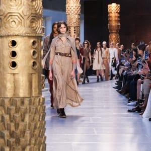 Paris Fashion Week. Chloé Fall Winter 2020/2021