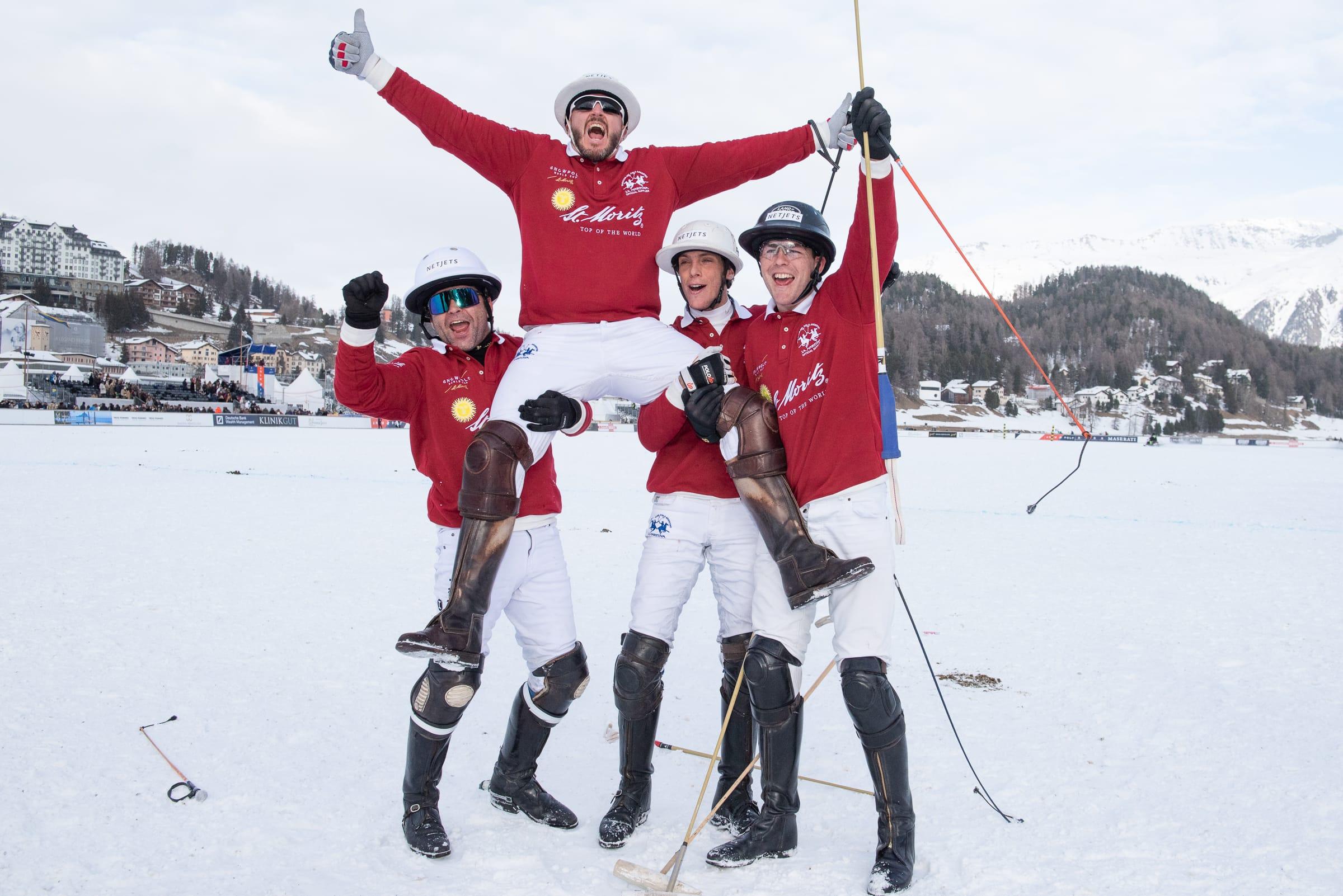 Команда St. Moritz