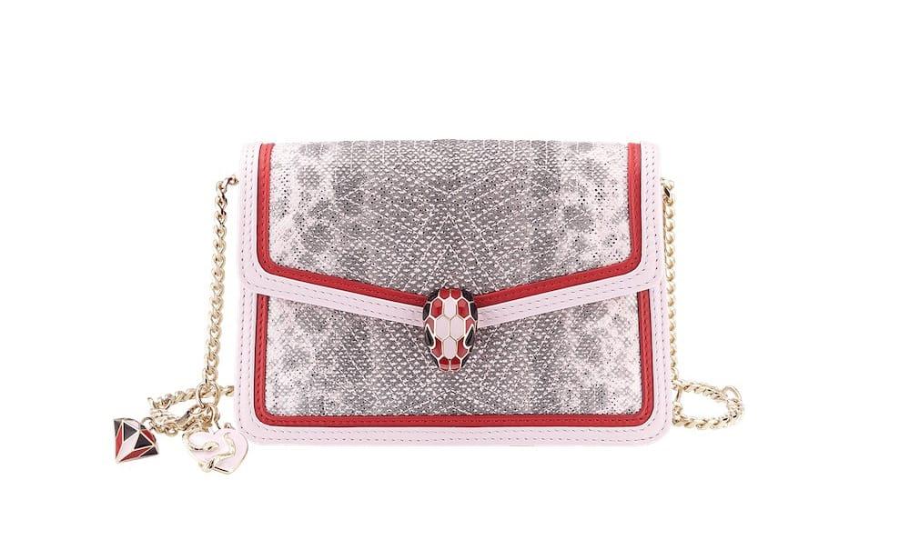 Новая сумочка Bvlgari для второй половинки на День святого Валентина