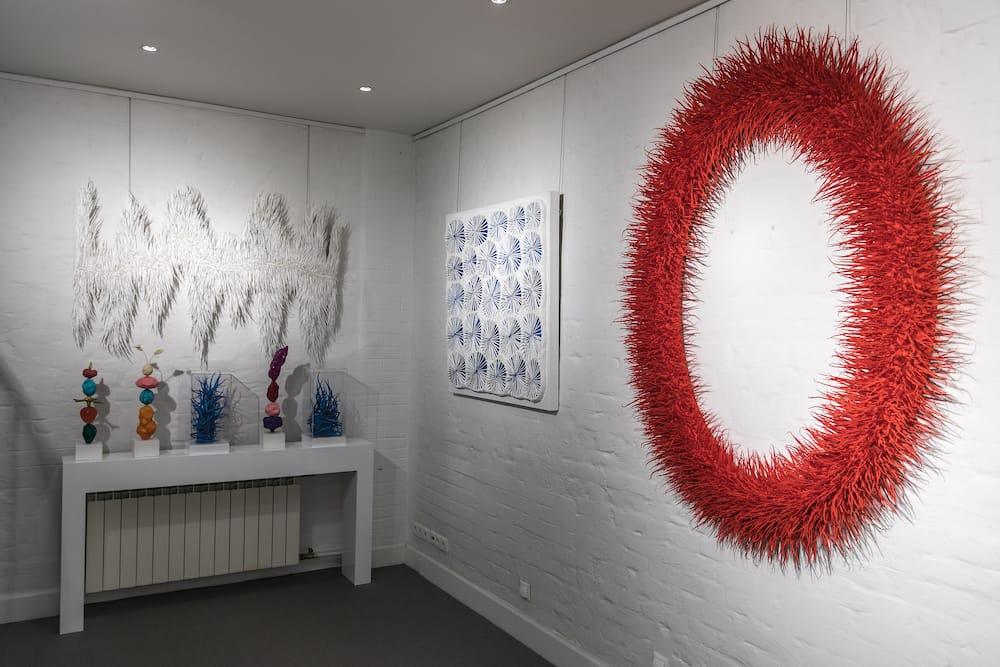 Выставка Genesis ASKERI GALLERY