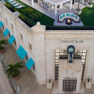 Breakfast at Tiffany's at Palm Beach Penthouse