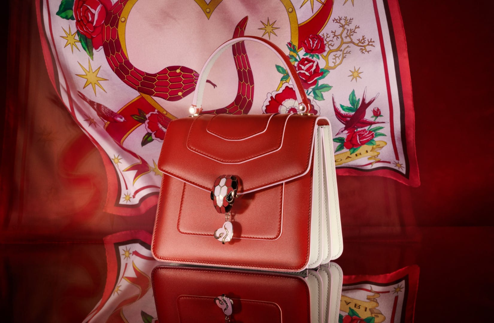 New Bvlgari Bag for Your Valentine