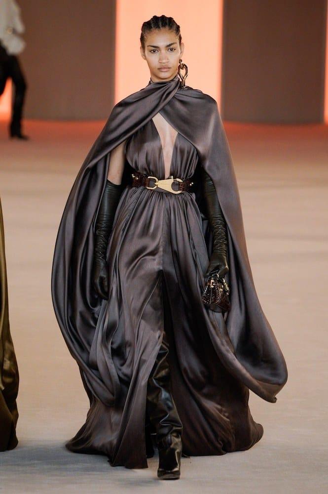 Парижская неделя моды. Balmain Осень-Зима 2020/2021