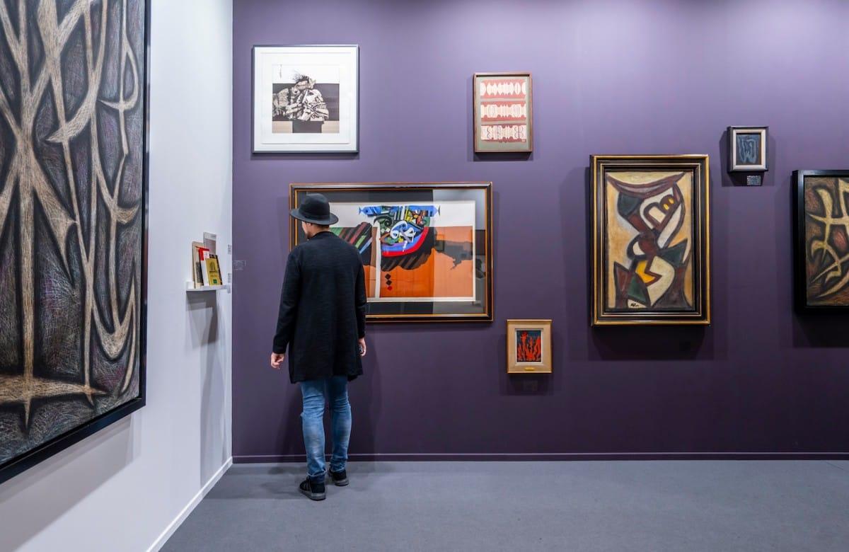 Ярмарка Art Dubai покоряет digital пространство