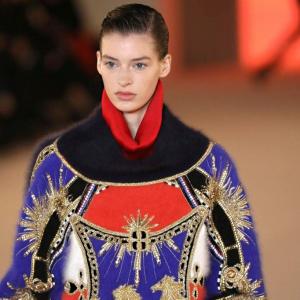 Paris Fashion Week. Balmain Fall Winter 2020/2021