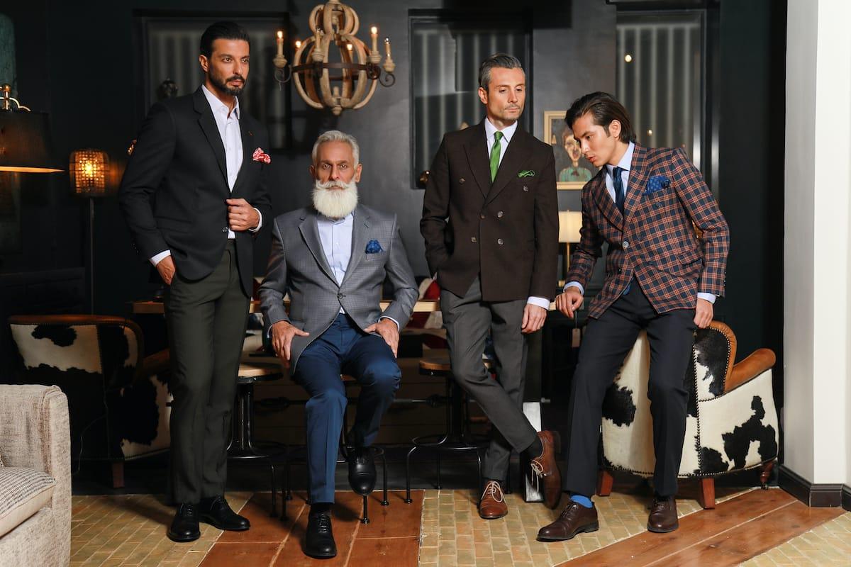 Behnood Javaherpour: «Сделай стиль своей визитной карточкой»