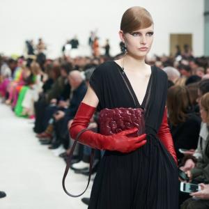 Paris Fashion Week. Valentino. Fall-Winter 2020/2021